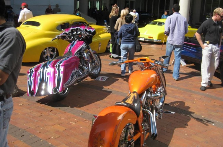 Custom Motorcycles by C&C Cycle