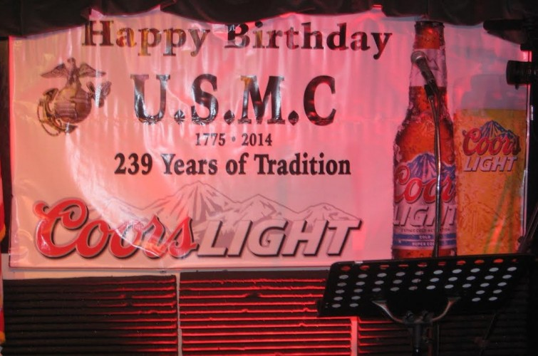 USMC 239th birthday 02
