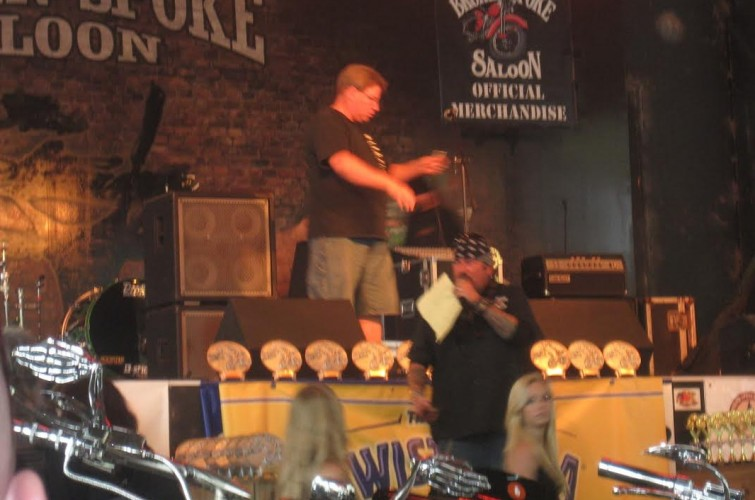 Broken Spoke Saloon Awards ceremony 01